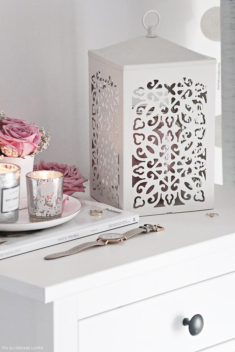 candle warmers scroll white lampa do świec zapachowych recenzja blog