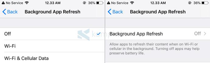 11 Cara Hemat Baterai iPhone yang Boros/Cepat Habis 3