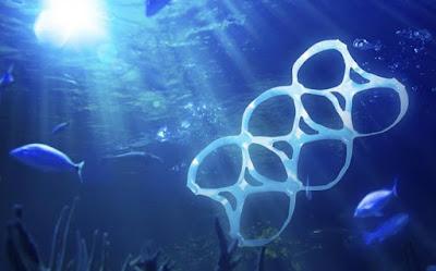 plastic accounts for 60-80 percent of ocean trash