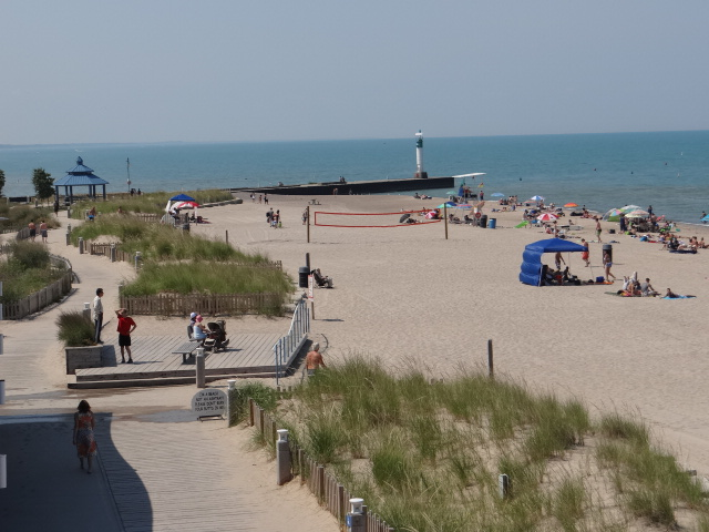 Walkabout With Wheels Blog Grand Bend On Lake Huron In