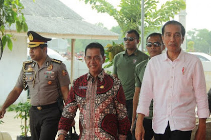 Setelah Programnya Dipuji Jokowi, Bupati Mesuji Kena OTT KPK