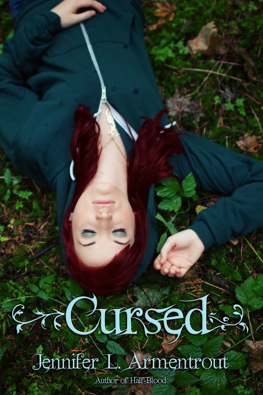 O.D. Book Reviews: Cursed By Jennifer Armentrout (REVIEW
