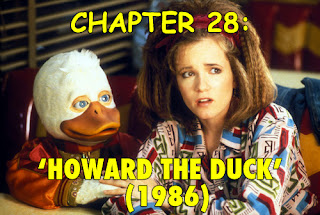 Howard the Duck Superhero Films Marvel Comics movie