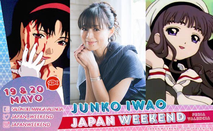 Junko Iwao - Japan Weekend Valencia 2018