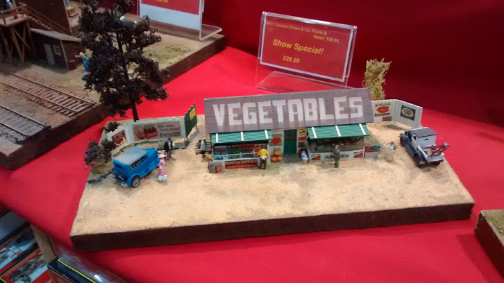 Miniature Architecture Blog: Font Abuse at the NMRA show