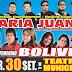 María Juana y Grupo Bolivia en Arequipa - 30 de setiembre