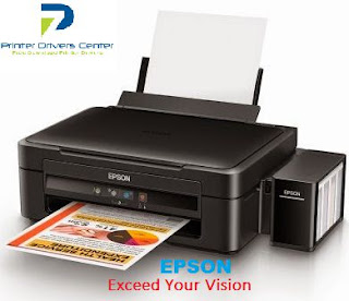 Resetter Epson l110 l210 l300 l350 l355 Free Download