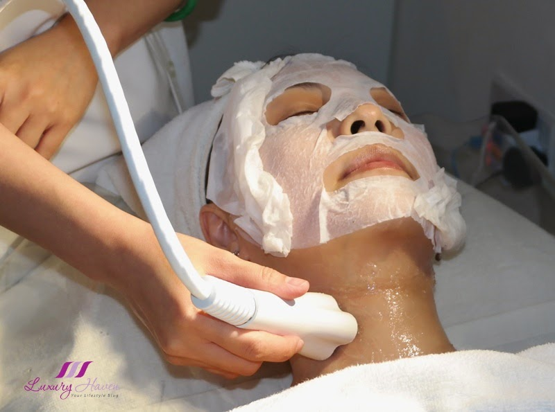 eha clinic facials venus viva diamond polar review