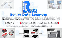 DATA RECOVERY SHAH ALAM MALAYSIA