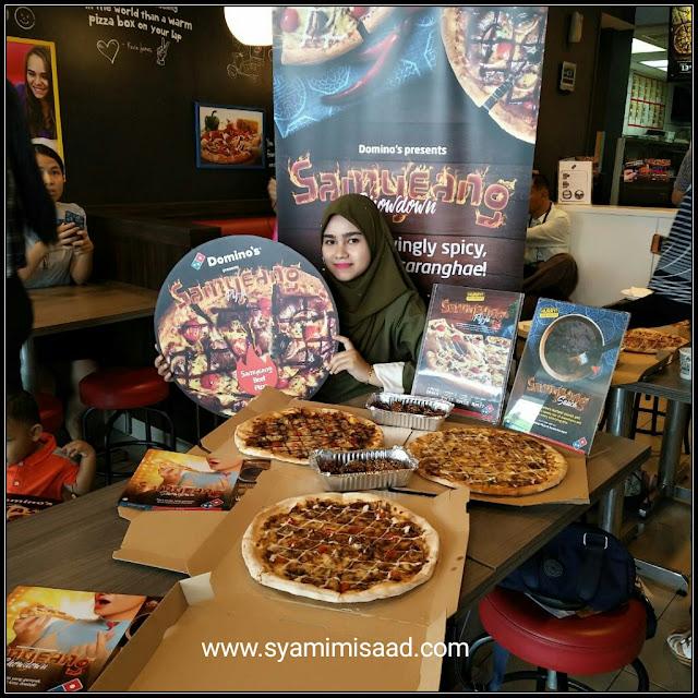 Samyeang Pizza