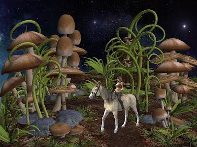 bosques, imágenes de bosques, el bosque, fantasia