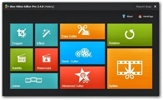 idoo Video Editor Pro v3.5.0 Full