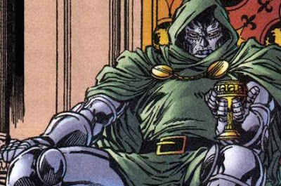 Fox and Marvel Rumored to be Bringing DR. DOOM into the MCU [April Fools' Day 2016]