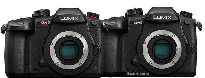 Panasonic Lumix GH5s и GH5