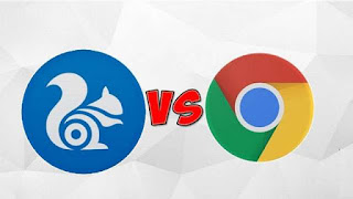 When Google released the rootage Android operating organization Google Chrome VS UC Browser! Which is best?
