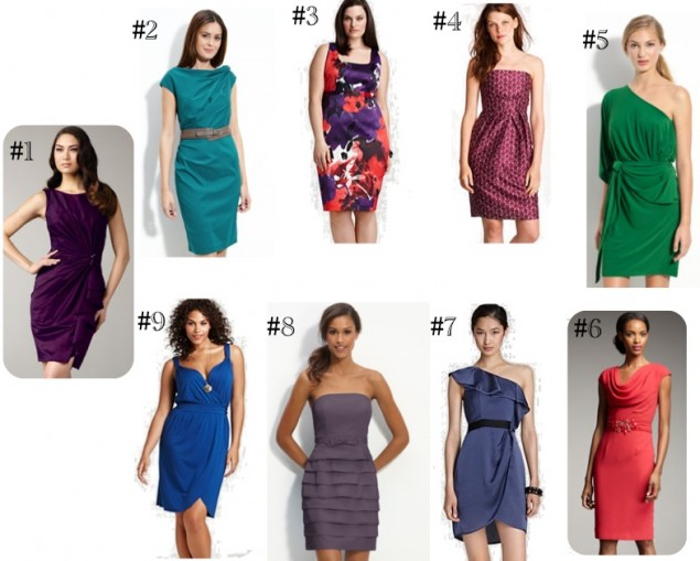 What Kind Of Dress To Wear To A Fall Wedding