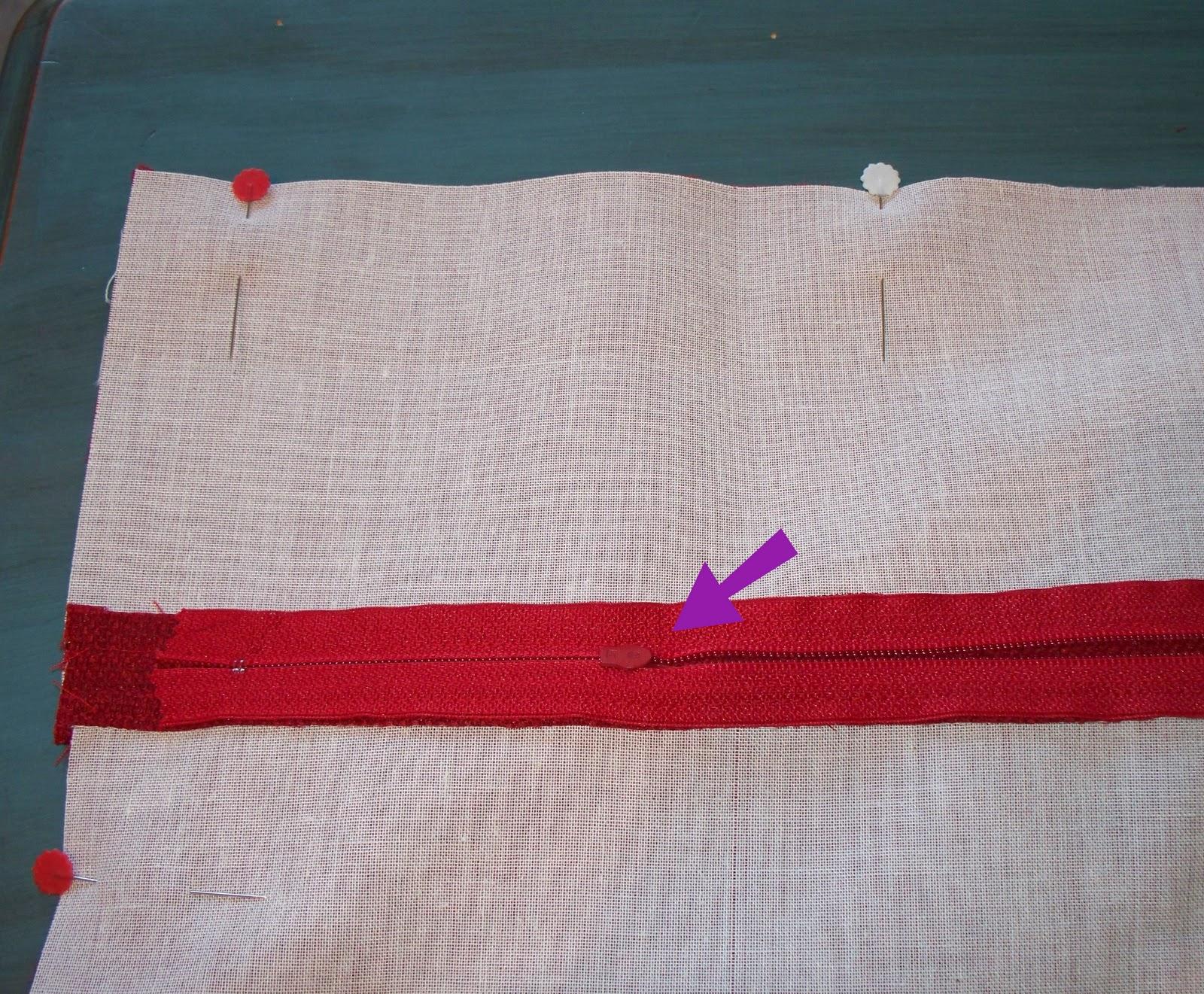 Krista Sew Inspired Pillow Cover With Hidden Zipper