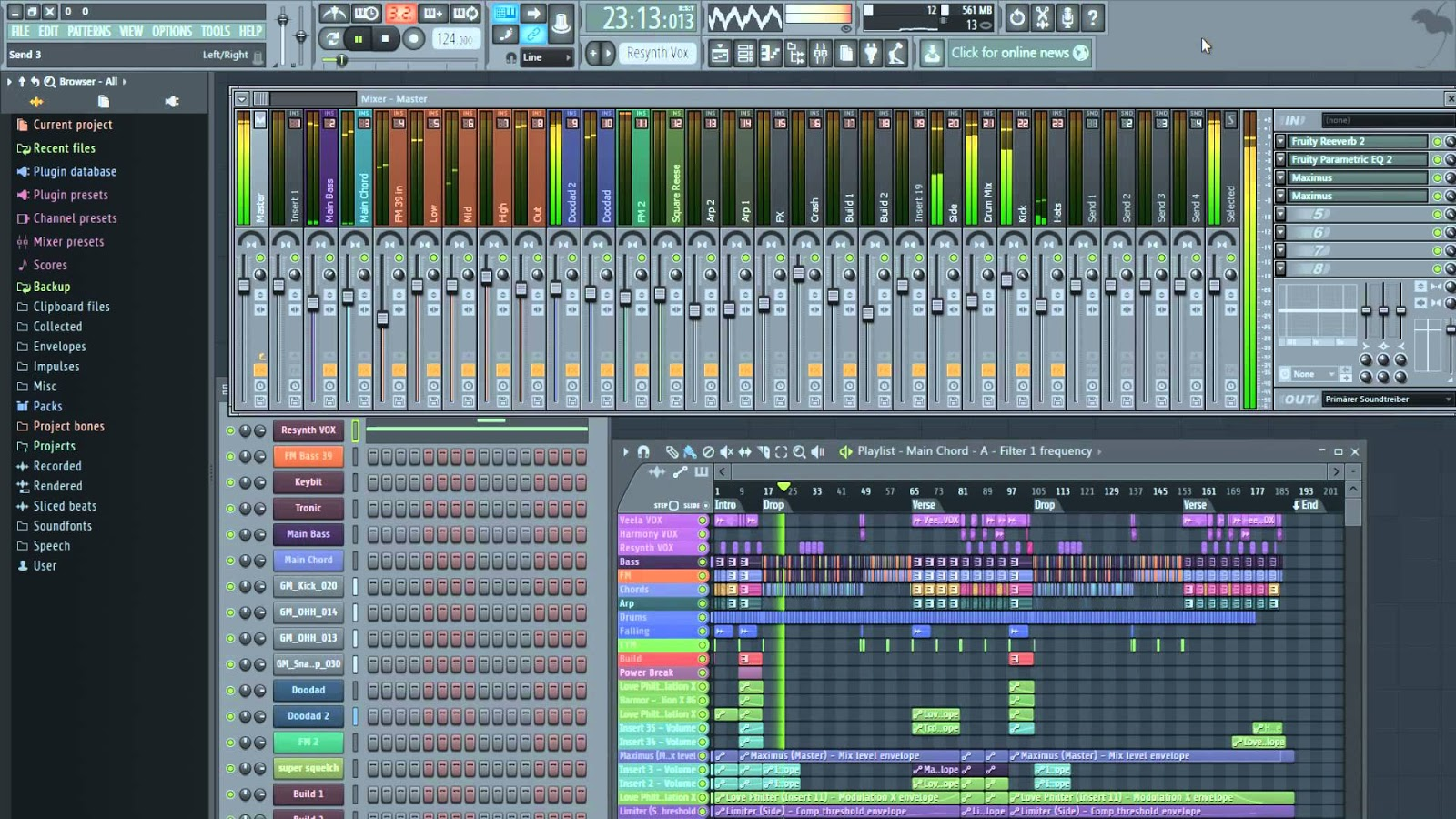 fl studio 12 all plugins bundle crack