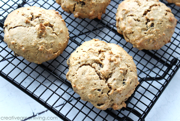 how to bake healthy organic protein cookies