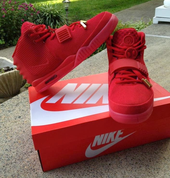 dfba7b79808f0 The Nike Air Yeezy II