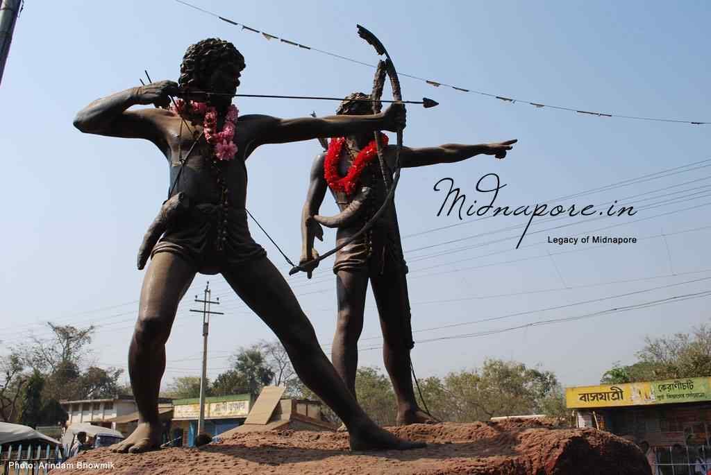 Santhal Hul (Santhal Rebellion) Sido Kanhu Santhal Revolt
