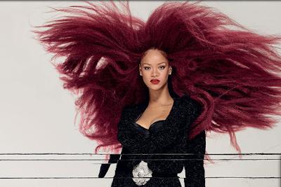 Luxury Makeup - (Rihanna Vogue Magazine news)