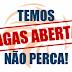 Auxiliar de Limpeza - São Paulo / SP - R$1.442,00