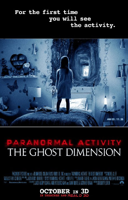 Paranormal Activity: TGD poster