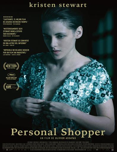Ver Fantasmas del pasado (Personal Shopper) (2016) Online