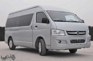 سيارة كينج لونج سقف عالي سعر السيارة الصيني السقف العالي 14 راكب