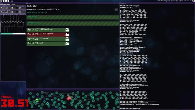 Hacknet PC Game Free Download Photo