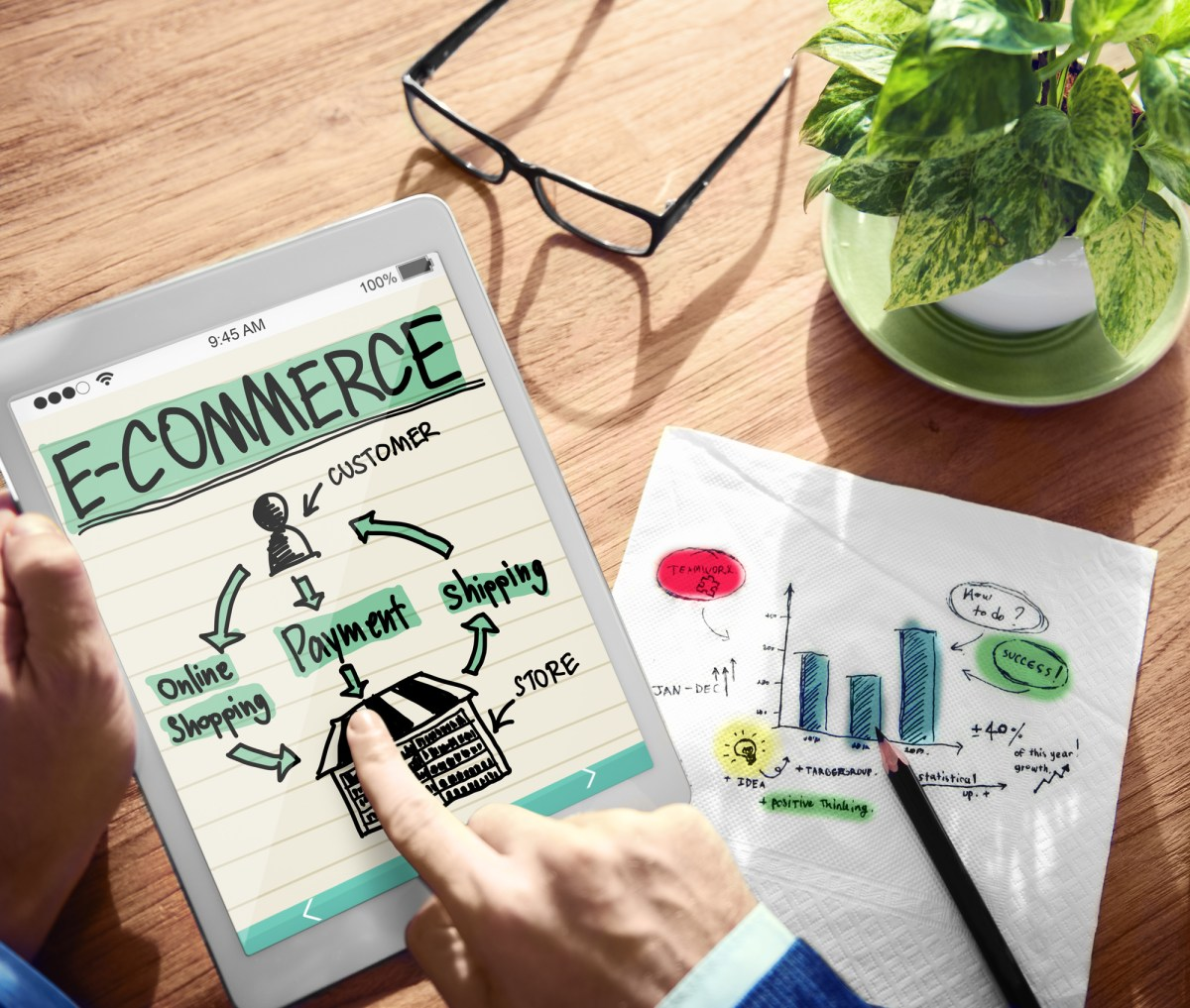 7 Tips for Improving Your E-Commerce Strategy in 2018