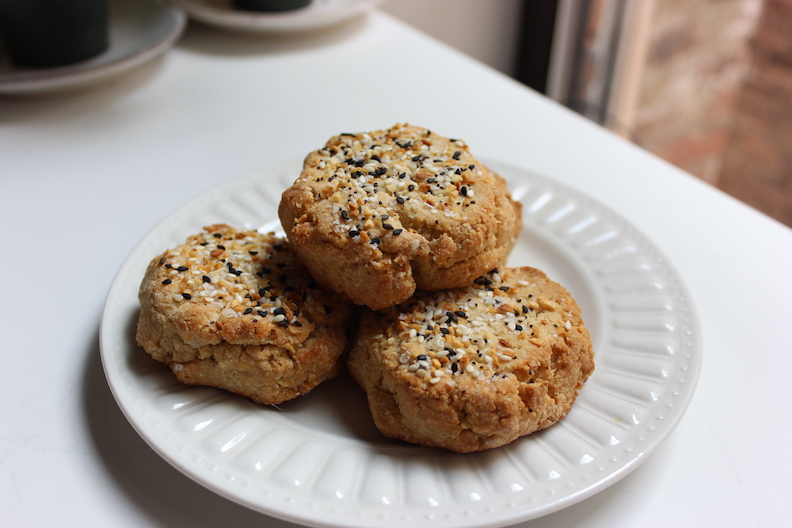 PALEO EVERYTHING BISCUITS