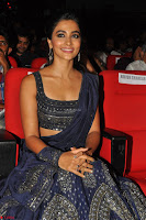 Pooja Hegde choli saree at DJ Duvvada Jaggannadham music launch ~  Exclusive 52.jpg