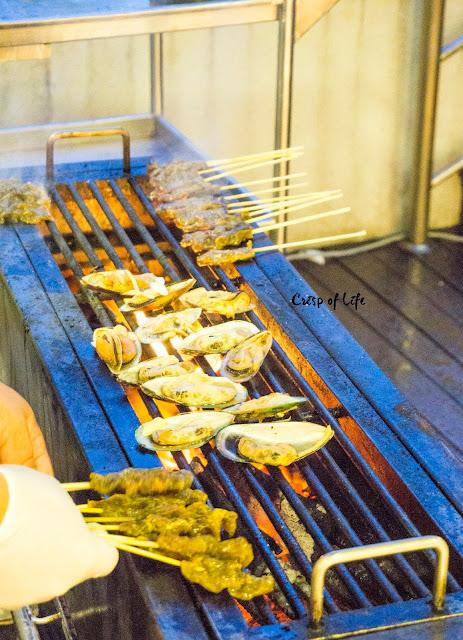 Royale Bintang Penang Friday Night Poolside BBQ dinner