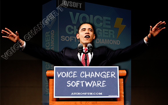 Barack Obama Voice Changer