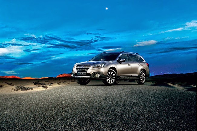 Subaru to Present All-New Outback | Car Reviews | New Car