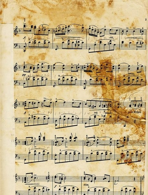 photograph about Printable Sheet Music for Crafts known as Dishfunctional Plans: Upcycled Sheet Audio Crafts