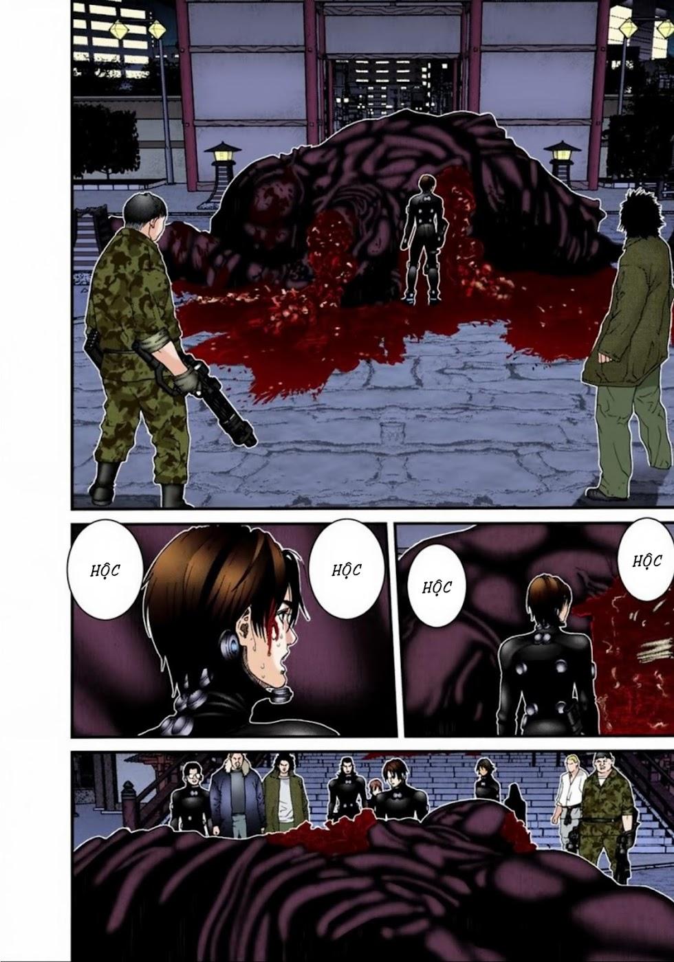 Gantz Chap 67: Phá hủy trang 6