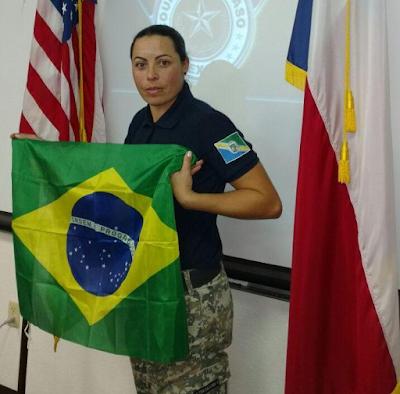 Guarda Municipal de Pinhais (PR) participa de curso nos EUA