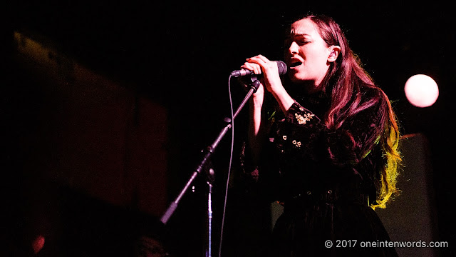 Cults at Lee's Palace on October 20, 2017 Photo by John at One In Ten Words oneintenwords.com toronto indie alternative live music blog concert photography pictures
