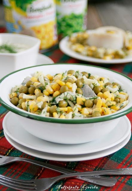 potrawy świąteczne, co na kolację wigilijną, Boże Narodzenie, Bonduelle, daylicooking