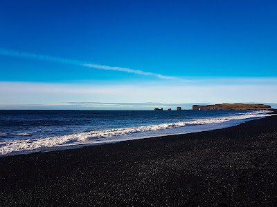 black beach iceland what claire did