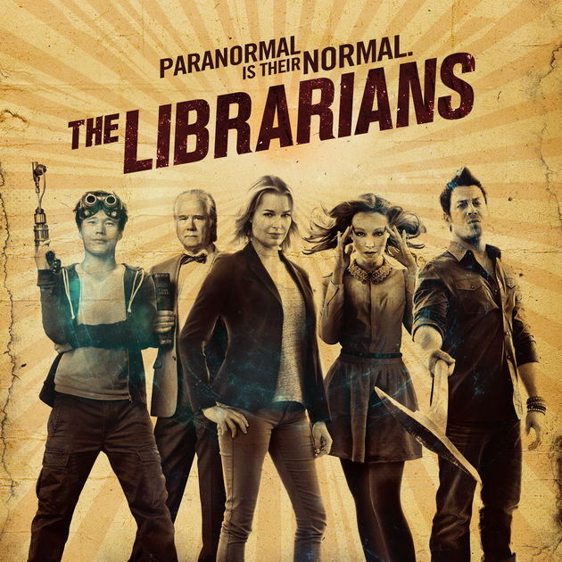 Fangs For The Fantasy: The Librarians, Season 4, Episode 5: And the