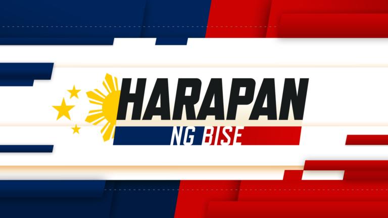 """""""Harapan ng Bise"""" VP Debate 2016 on ABS-CBN video"""