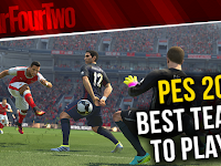 Update Daftar Klub Terbaik di PES 2017 Attacking and Defensive