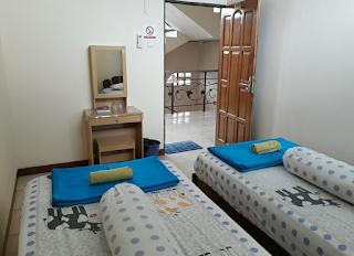 Kamar Hotel Semarang