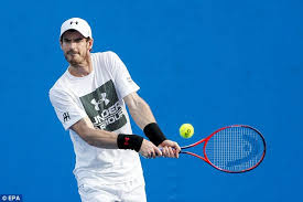 Murray resumes training after hip surgery