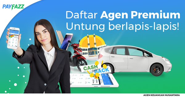 Cara Upgrade Premium Payfazz