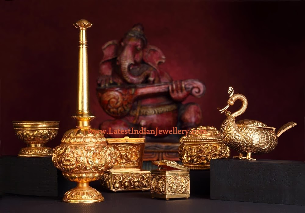 Delightful Pooja Room Accessories